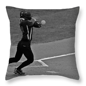 Returning To The Sender Throw Pillow