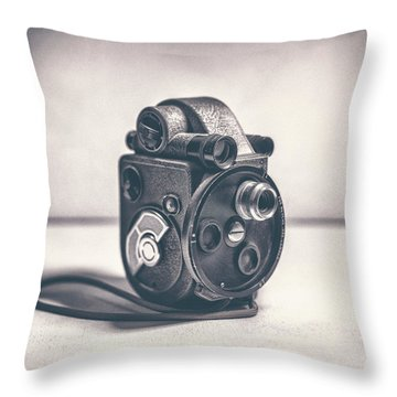 Revere Eight - Model 99 Throw Pillow