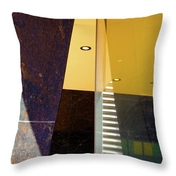 Review Throw Pillow