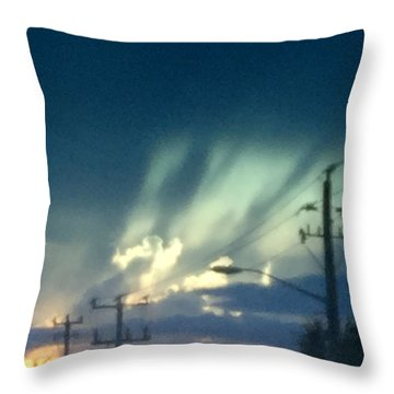 Revival Throw Pillow
