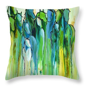 Revive Throw Pillow