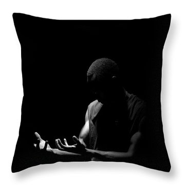 Revive Throw Pillow