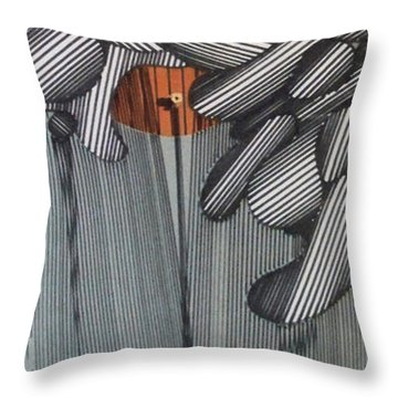 Rfb0100 Throw Pillow