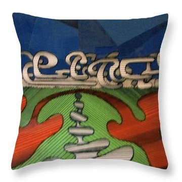 Rfb0102 Throw Pillow