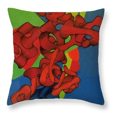 Rfb0116 Throw Pillow