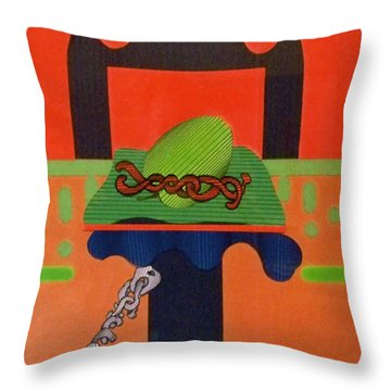 Rfb0121 Throw Pillow