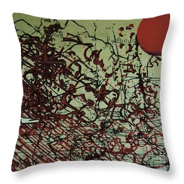 Rfb0200 Throw Pillow