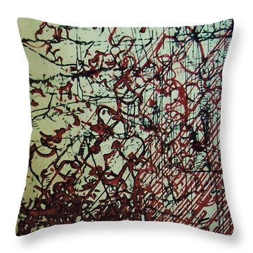 Rfb0204 Throw Pillow