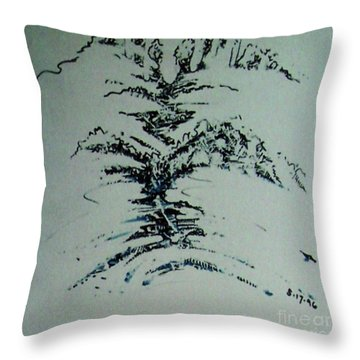 Rfb0206 Throw Pillow