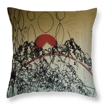 Rfb0208-2 Throw Pillow