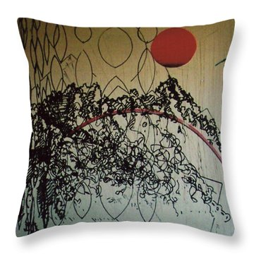 Rfb0208 Throw Pillow