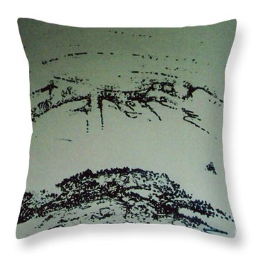 Rfb0210-2 Throw Pillow