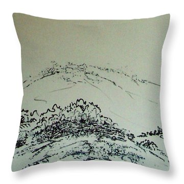 Rfb0211-2 Throw Pillow