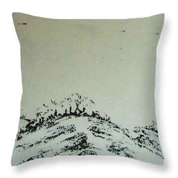 Rfb0212-2 Throw Pillow