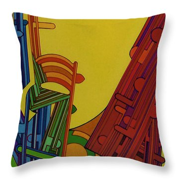Rfb0303 Throw Pillow