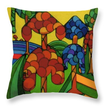 Rfb0544 Throw Pillow