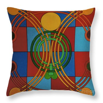Rfb0705 Throw Pillow