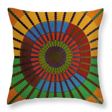 Rfb0707 Throw Pillow