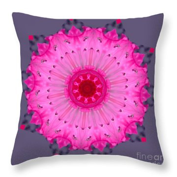 Rhoda Mandala Throw Pillow
