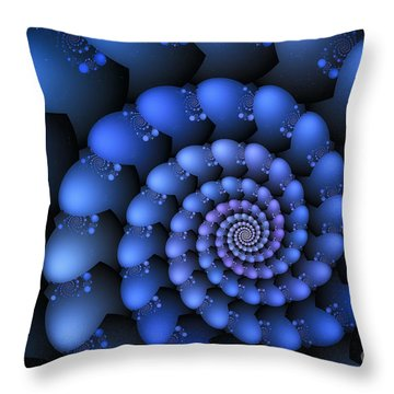 Rhythm Of The Night Throw Pillow