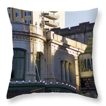 Rialto Tacoma Throw Pillow