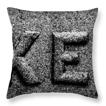 Ricketts Throw Pillow