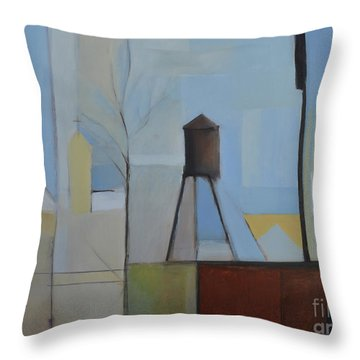 Ridgefield Throw Pillow
