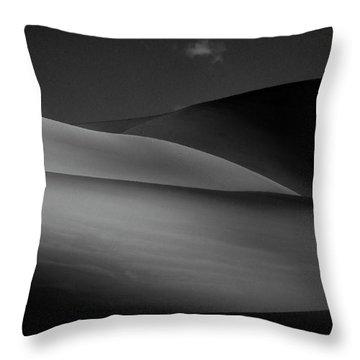 Ridges Throw Pillow