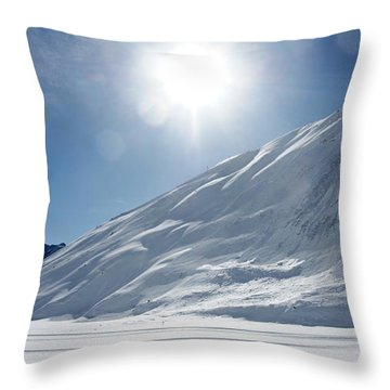 Rifflsee Throw Pillow