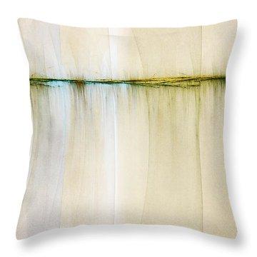 Rift In Time Throw Pillow