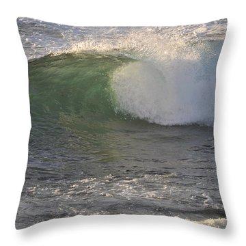 Rip Curl Throw Pillow