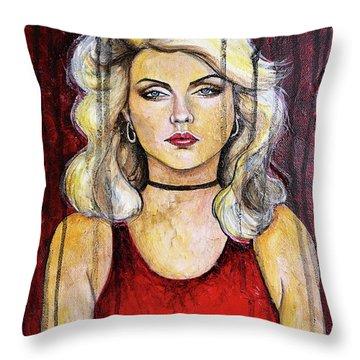 Debbie Hartley Throw Pillows