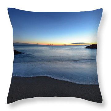 Riptide Throw Pillow