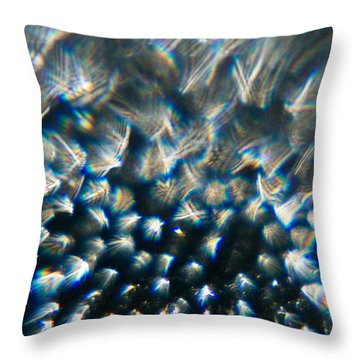 Throw Pillow featuring the photograph Rise Up by Greg Collins