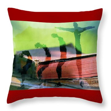 Risingform Throw Pillow