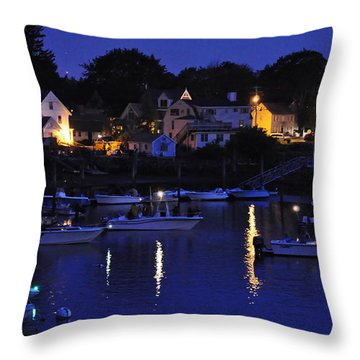 River Reflections Rirep Throw Pillow by Jim Brage