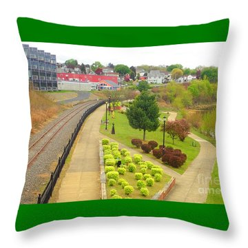 Rivers Edge Living   Throw Pillow