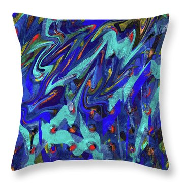 Rnac Demo Throw Pillow