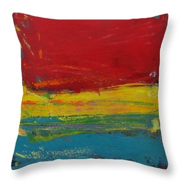 Roadtrip 1 Throw Pillow