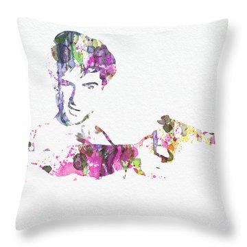 De Niro Throw Pillows