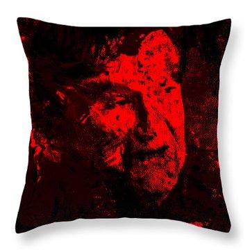 Robin Williams 5a Throw Pillow