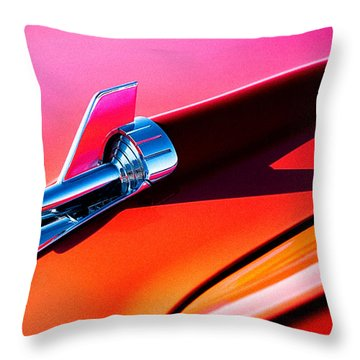 Rock It Throw Pillow