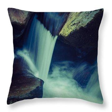 Rock Pool 2 Throw Pillow
