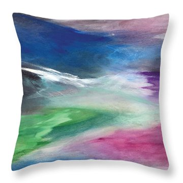 Rock The Casbah Throw Pillow