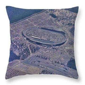 Rockingham Speedeay Throw Pillow