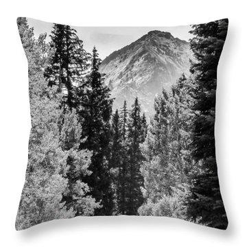 Rocky Mountain Oh My Throw Pillow