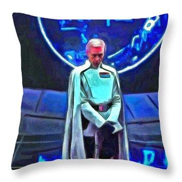 Rogue One Orson Krennic - Pa Throw Pillow