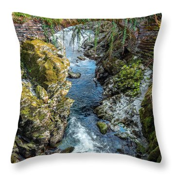 Conwy Throw Pillows