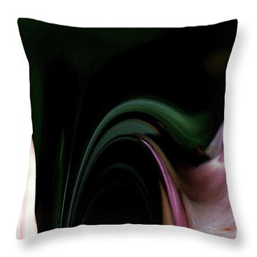 Romantic Feeling Throw Pillow