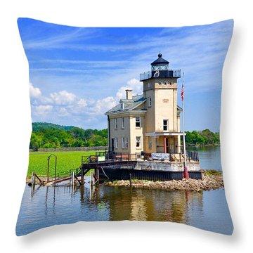 Rondout Light Throw Pillow
